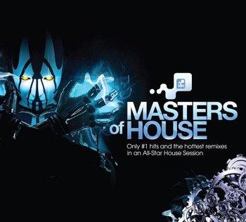 Masters Of House-Tiesto, Guetta David, Rivera Robbie, Deadmau5, Kaskade, Swedish House Mafia, Corsten Ferry, Ananda Project, Hardcastle Paul