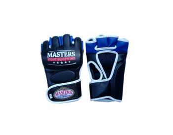 Masters, Rękawice do MMA GF-30A czarne, rozmiar S/M-Masters Fight Equipment