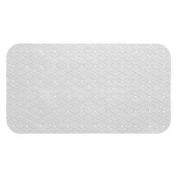 Mata antypoślizgowa do wanny, 69x39 cm, kolor biały-5five Simple Smart