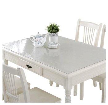 Mata ochronna elastyczna na stół lub biurko BAYER, 1 mm, 170x90 cm-Bayer