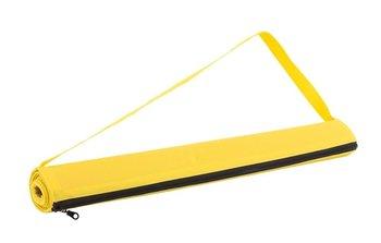 Mata plażowa COAST, żółty-UPOMINKARNIA