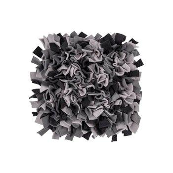 Mata węchowa pleciona Cool Gray [30x30cm]-MATY WĘCHOWE