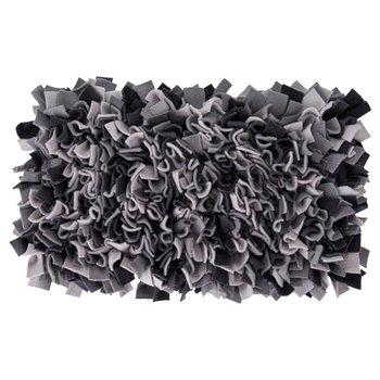 Mata węchowa pleciona Cool Gray [50x30cm]-MATY WĘCHOWE