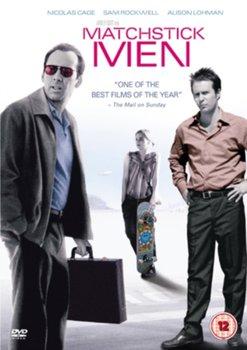 Matchstick Men (brak polskiej wersji językowej)-Scott Ridley