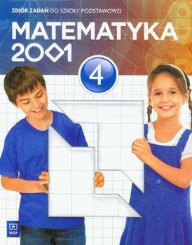 Matematyka 2001 4. Zbiór zadań. Szkoła podstawowa-Chodnicki Jerzy, Dałek Krystyna, Dąbrowski Mirosław
