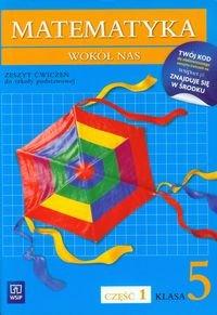 matematyka wokół nas klasa 5 zeszyt ćwiczeń część 1 odpowiedzi
