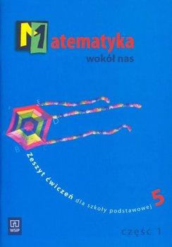 matematyka wokół nas zeszyt ćwiczeń klasa 5 część 1 odpowiedzi