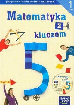 Matematyka z kluczem 5. Część 1. Szkoła podstawowa-Braun Marcin, Mańkowska Agnieszka, Paszyńska Małgorzata