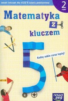Matematyka z kluczem 5. Zeszyt ćwiczeń. Część 2. Szkoła podstawowa-Braun Marcin, Mańkowska Agnieszka, Paszyńska Małgorzata