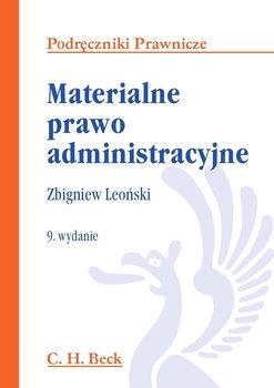 Materialne Prawo Administracyjne-Leoński Zbigniew