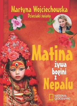 Matina. Żywa bogini z Nepalu                      (ebook)