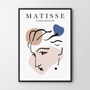 Matisse Face A2 (42x59.4cm)-Hog Studio