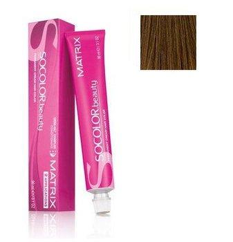 Matrix, Socolor Beauty Permanent Cream Hair Colour, farba do włosów 4Nw Medium Brown Neutral warm, 90 ml-Matrix