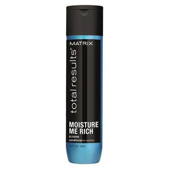 Matrix, Total Results Moisture Me Rich, odżywka nawilżająca, 300 ml-Matrix