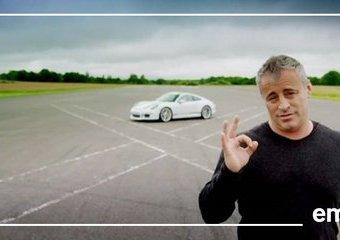 Matt LeBlanc – dla jednych – Joey Tribbiani, dla innych – znawca samochodów