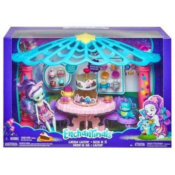 Mattel, Enchantimals, Ogrodowa altanka + lalka, Zestaw-Mattel