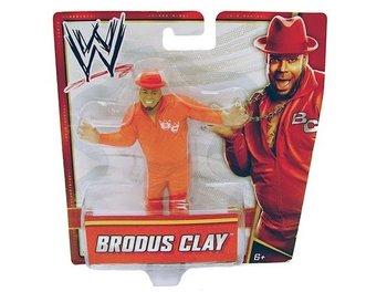 Mattel, figurka World Wrestling Entertainment wrestling Brodus Clay-Mattel