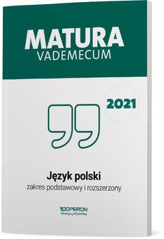 Matura 2021. Język polski. Vademecum. Zakres podstawowy i rozszerzony-Dominik-Stawicka Donata