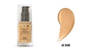 Max Factor, Healthy Skin Harmony, podkład do twarzy 60 Sand, SPF 20, 30 ml-Max Factor