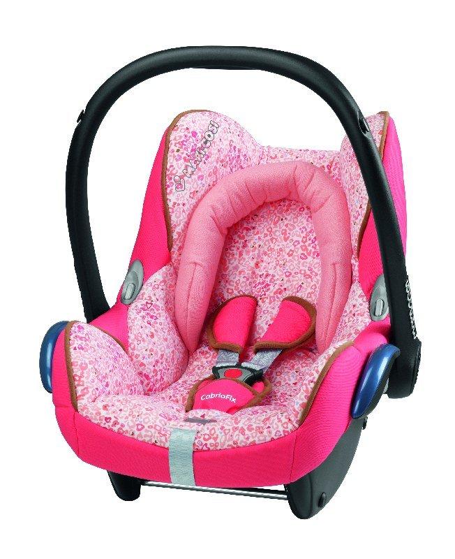maxi cosi cabrio fix fotelik samochodowy 0 13 kg pink. Black Bedroom Furniture Sets. Home Design Ideas