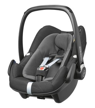 Maxi-Cosi, Pebble Plus, Fotelik samochodowy, 0-13 kg, Black Diam-Maxi-Cosi