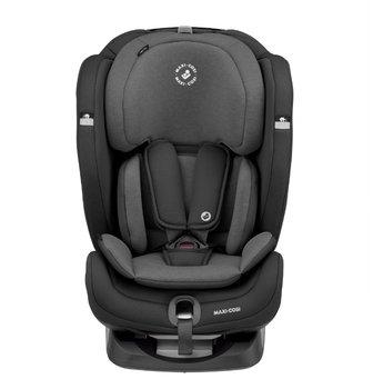 Maxi-Cosi, Titan Plus, Fptelik samochodowy, 9-36 kg, Authentic Black-Maxi-Cosi