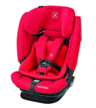 Maxi Cosi, Titan Pro, Fotelik samochodowy, Nomad Red, 9-36 kg -Maxi-Cosi