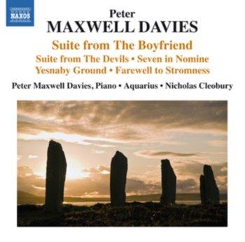 Maxwell Davies: Suite from Boyfriend-Various Artists