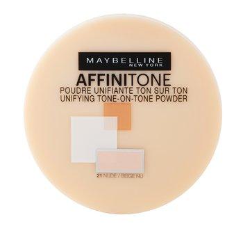 Maybelline, Affinitone, puder w kamieniu 21 Nude, 9 g-Maybelline