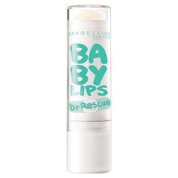 Maybelline, Baby Lips Dr Rescue, balsam do ust Too Cool, 19 g-Maybelline