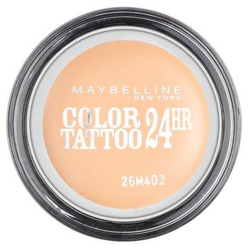 Maybelline, Color Tattoo 24HR, cień do powiek 93 Crème De Nude, 4 ml-Maybelline