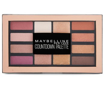 Maybelline, Countdown Palette, paleta cieni do powiek 01 Holi, 12 g-Maybelline