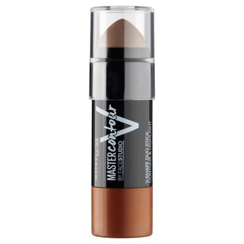Maybelline, Master Contour V-Shape, kredka do konturowania twarzy Duo 2 Medium, 27 g - Maybelline