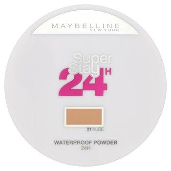 Maybelline, Superstay 24H, puder 021 Nude, 9 g-Maybelline
