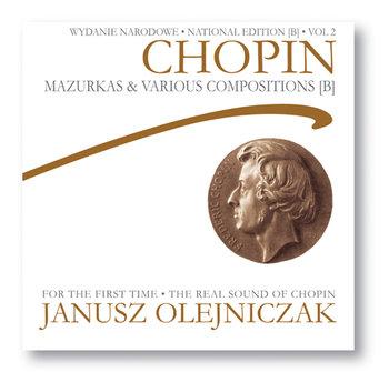 Mazurkas & Various Compositions-Olejniczak Janusz