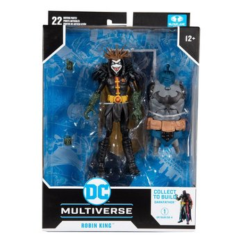 Mcfarlane, Figurka, Robin King, DC Multiverse, 18cm-McFarlane
