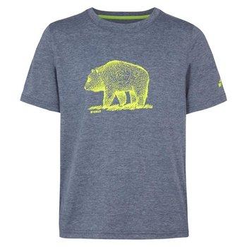 McKinley, Koszulka dziecięca, Zorra 302219, szary, rozmiar 176-McKinley