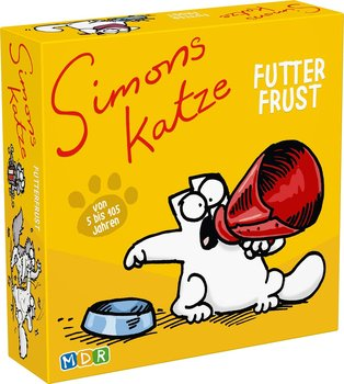 MDR Dystrybucja, gra towarzyska Simons Katze Futter Frust,  wersja niemiecka -MDR Dystrybucja