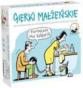 MDR, gra towarzyska ilustrowana rysunkami Andrzeja Mleczki. Gierki małżeńskie