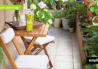 Meble na balkon – co wybrać? 6 propozycji mebli balkonowych