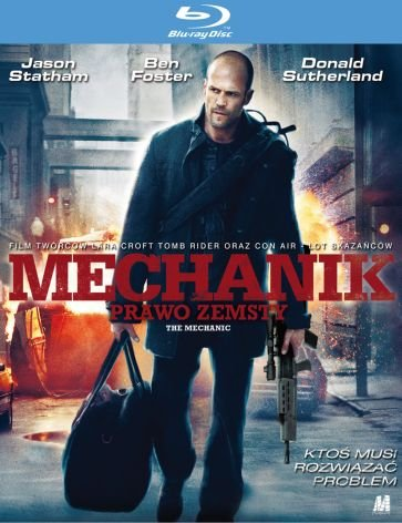 Mechanik: Prawo zemsty (plus film na Blu-ray Disc gratis)