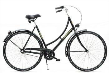 "Medano, Rower miejski, Cumberland ECO Lady blk 28"", czarny 2021-Medano"