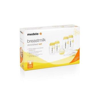 Medela, Breastmilk Store & Feed Set-Medela
