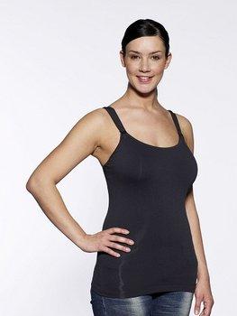 """Medela, Koszulka dla kobiet w ciąży i karmiących piersią """"Tank Top"""", rozmiar XL, kolor grafitowy-Medela"""