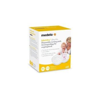 Medela, Utra Thin, Wkładki laktacyjne, 60 szt.-Medela