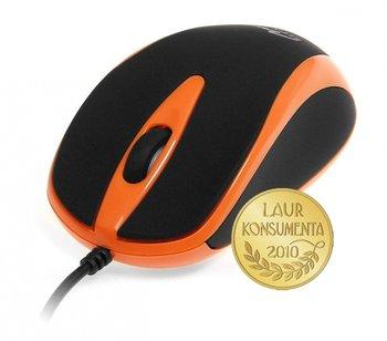 Media-Tech Mysz optyczna 800dpi czarno-pomarańczowa MT1091O-Media-Tech
