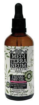 Mediterranean, olejek do twarzy nawilżający, 100 ml-Mediterranean