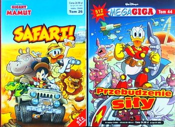 Mega Giga + Gigant Mamut Pakiet