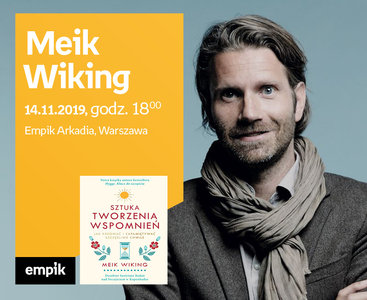 Meik Wiking | Empik Arkadia
