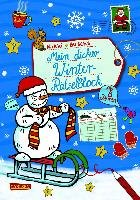 Mein dicker Winter-Rätselblock-Busch Nikki